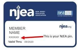 NJEA Card